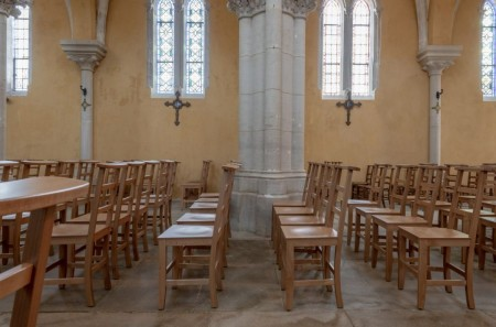 Chaises d'église
