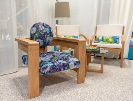 Fauteuil Indies