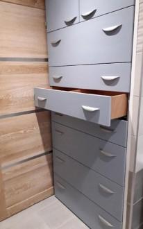 Rangement à tiroirs