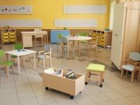 Salle de classe Ric'Hochet