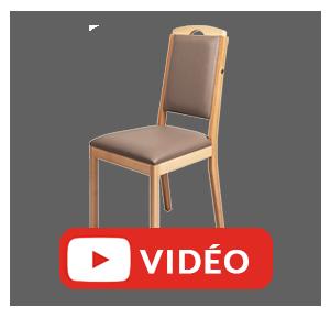 Vidéo : fabrication d'une chaise LYLOU