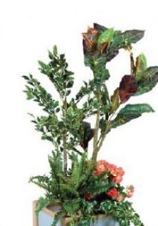 Bac à fleur H 400 Lylou