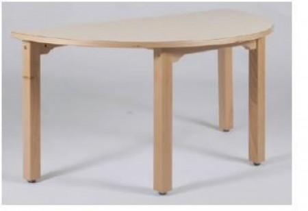 Table demi lune T0 à T4 Winni