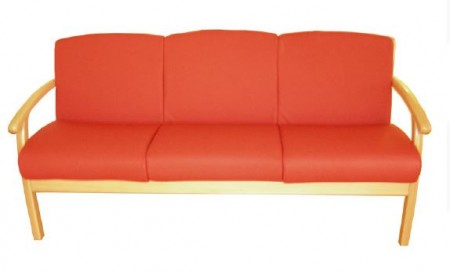 Canapé avec accoudoirs Calvi
