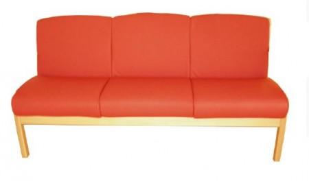 Canapé sans accoudoir Calvi