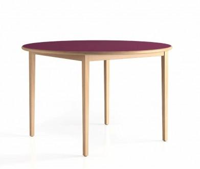 Lylou table 4 pieds D 1200