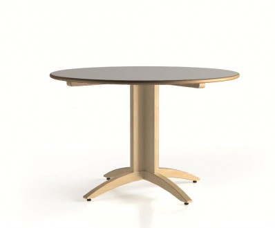 Lylou table pietement central D 1200