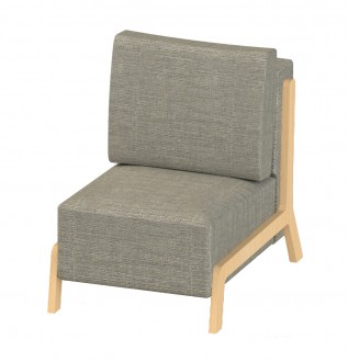 fauteuil Romane