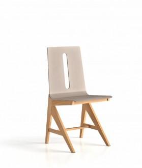 Chaise appui sur table Wood