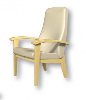 fauteuil de repos haut dossier Woody