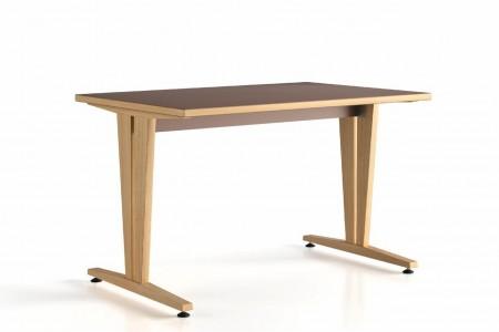 table 160x80 dégagement latéral Wood