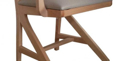 Fauteuil appui sur table Lylou