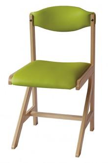 Chaise garnie appui sur table Dreux