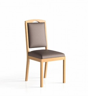 Chaise 4 pieds Lylou