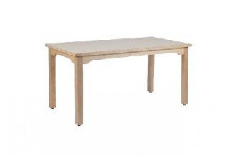 Table 4 pieds 80 x 80 Dreux